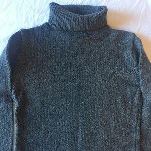 Warm grey sweater